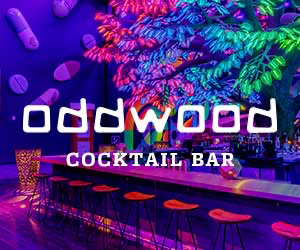Oddwood, Off The Strip