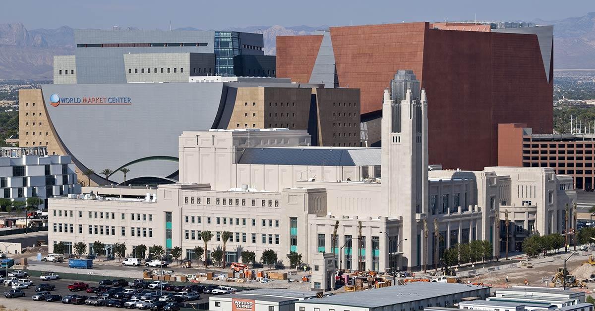 Rebuilding Las Vegas