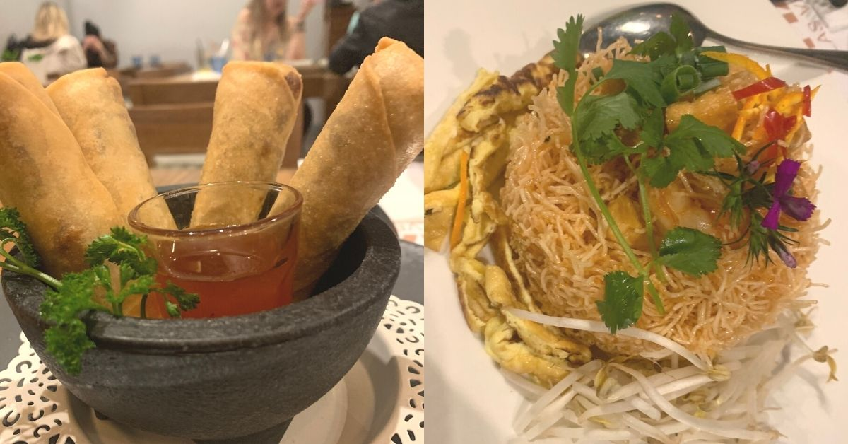 Spice Up Your Life at the New Thai Restaurant in Town, Off The Strip