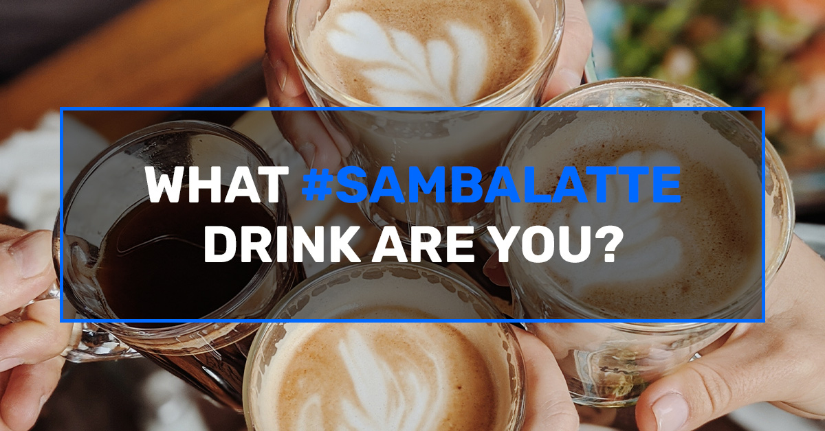 What Sambalatte Drink Are You?, Off The Strip