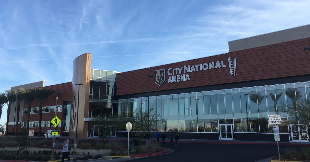 City National Arena, Off The Strip