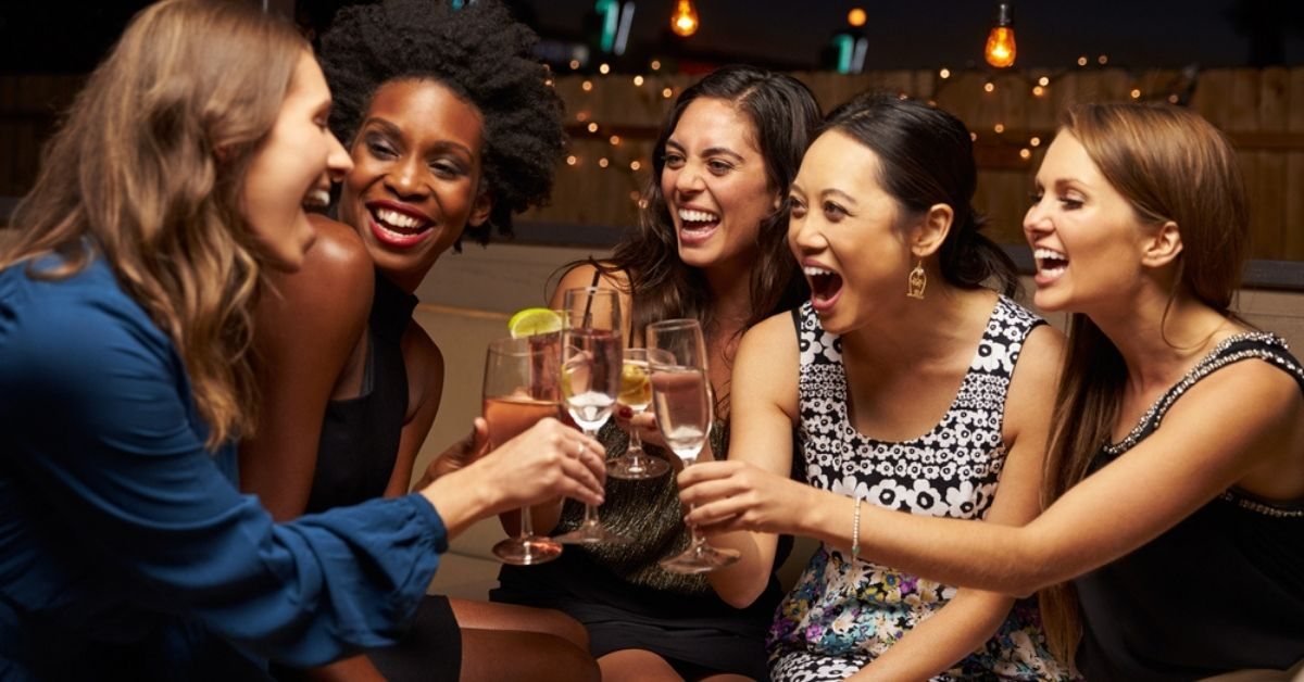 The Ultimate Girls Night Out at The Virgin Hotels Las Vegas, Off The Strip
