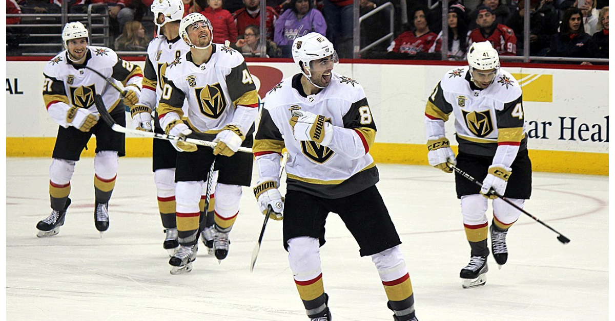 Golden Knights Become First Team to Clinch Playoff Spot in 2021, Off The Strip