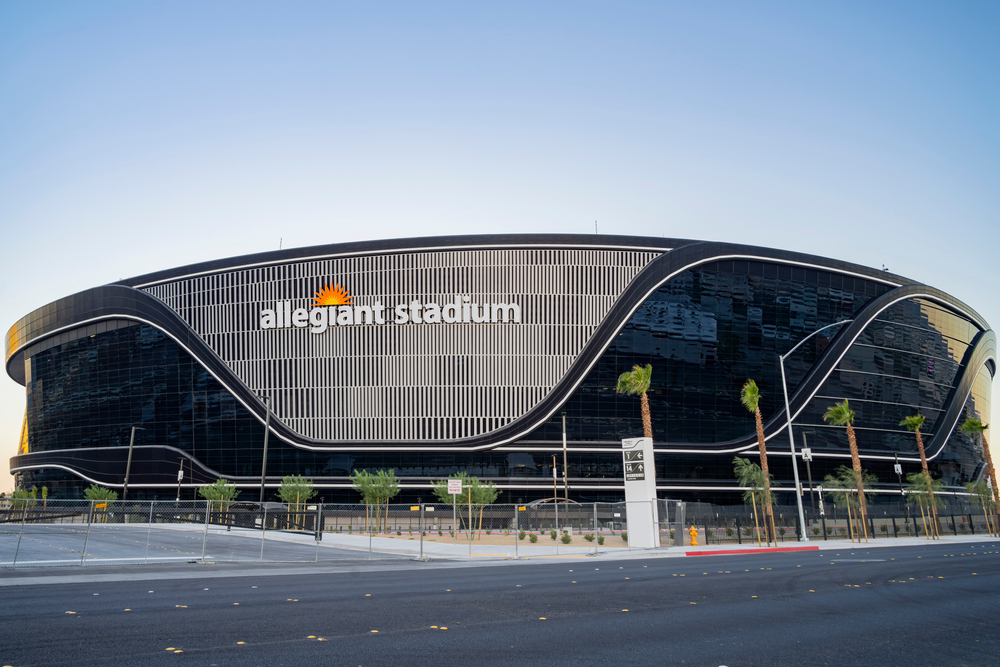 Want to Work With the Raiders? Allegiant Stadium Hiring 2,200 Part-Time Workers, Off The Strip