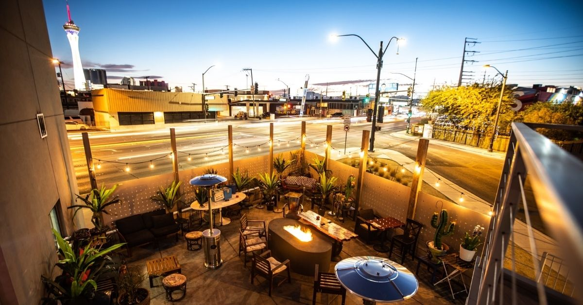 Tasty Tuesday Eats and Drinks All the Things in DTLV, Off The Strip