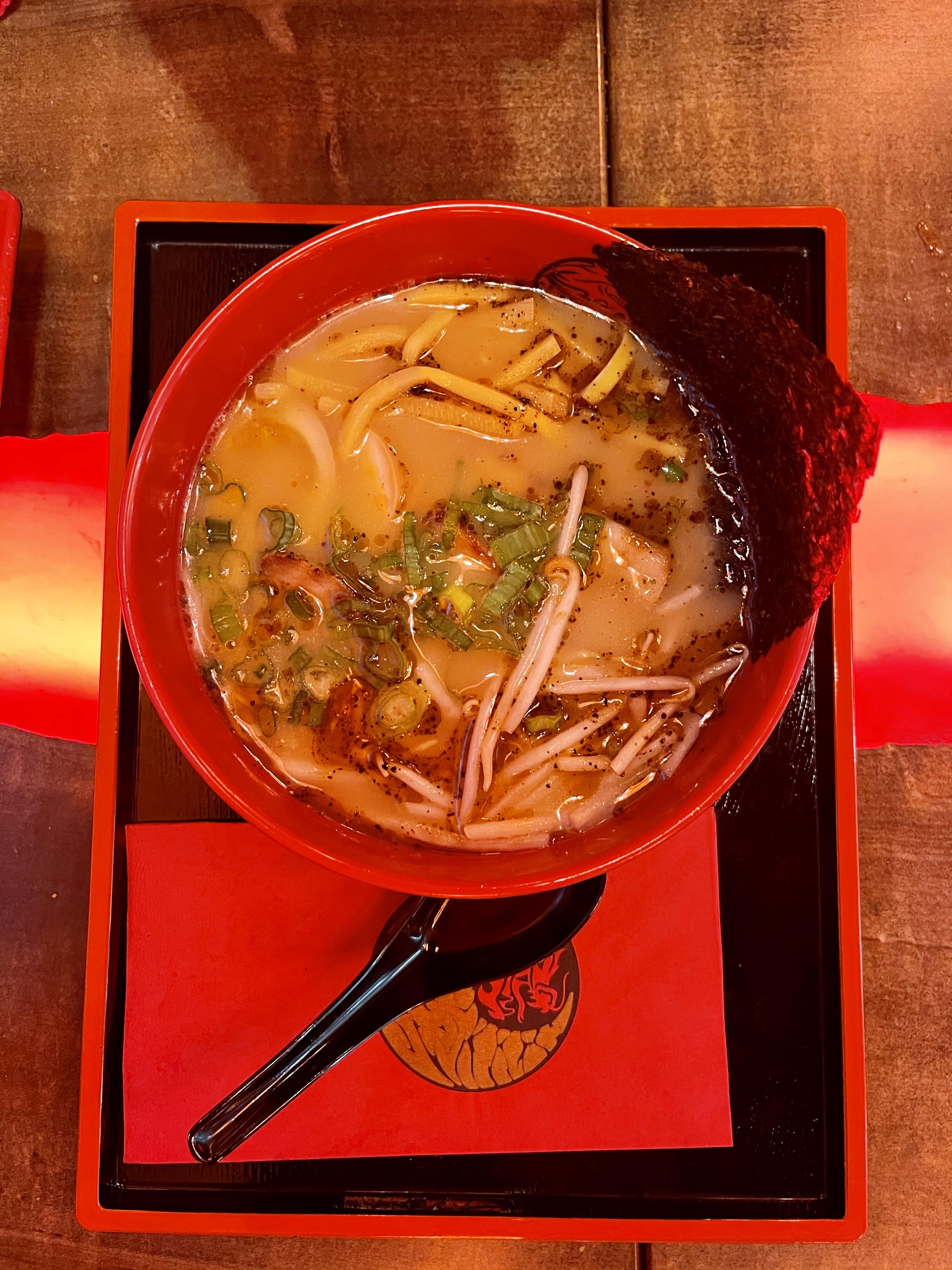 Tasty Tuesday Licks Marg Pops and Slurps Noodle Bowls, Off The Strip