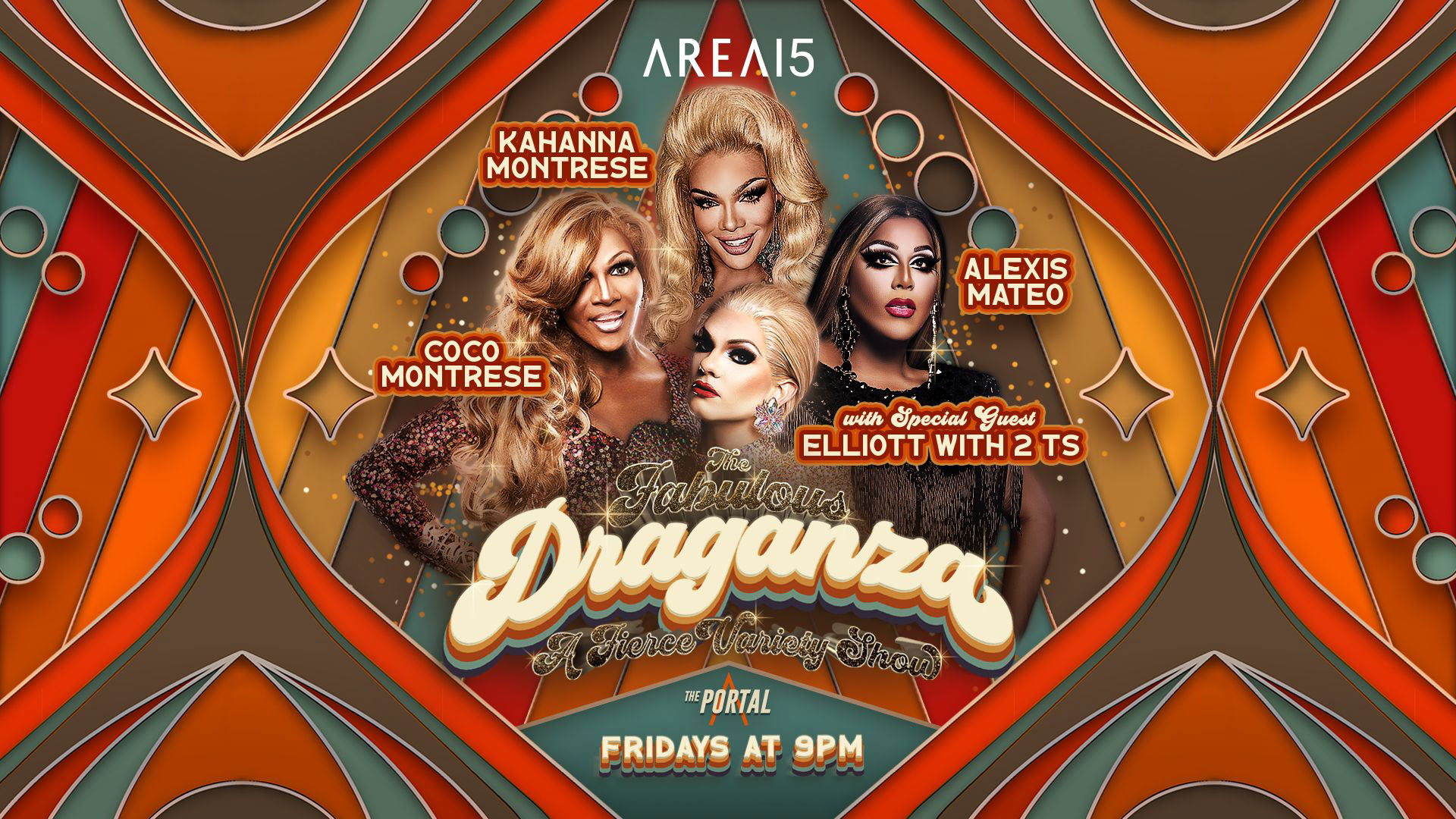 Draganza: A FIERCE VARIETY SHOW, Event, Off The Strip