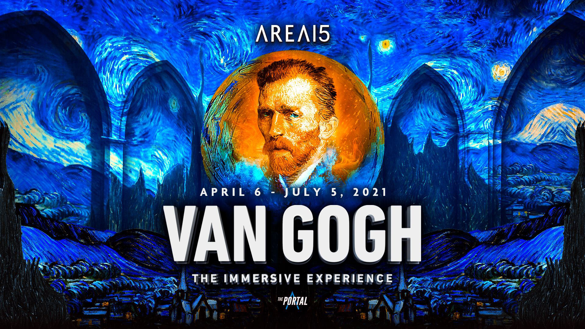 Van Gogh: The Immersive Experience, Event, Off The Strip