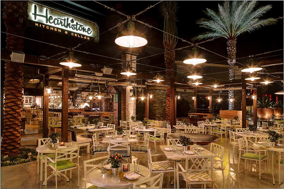 Hearthstone Patio Las Vegas