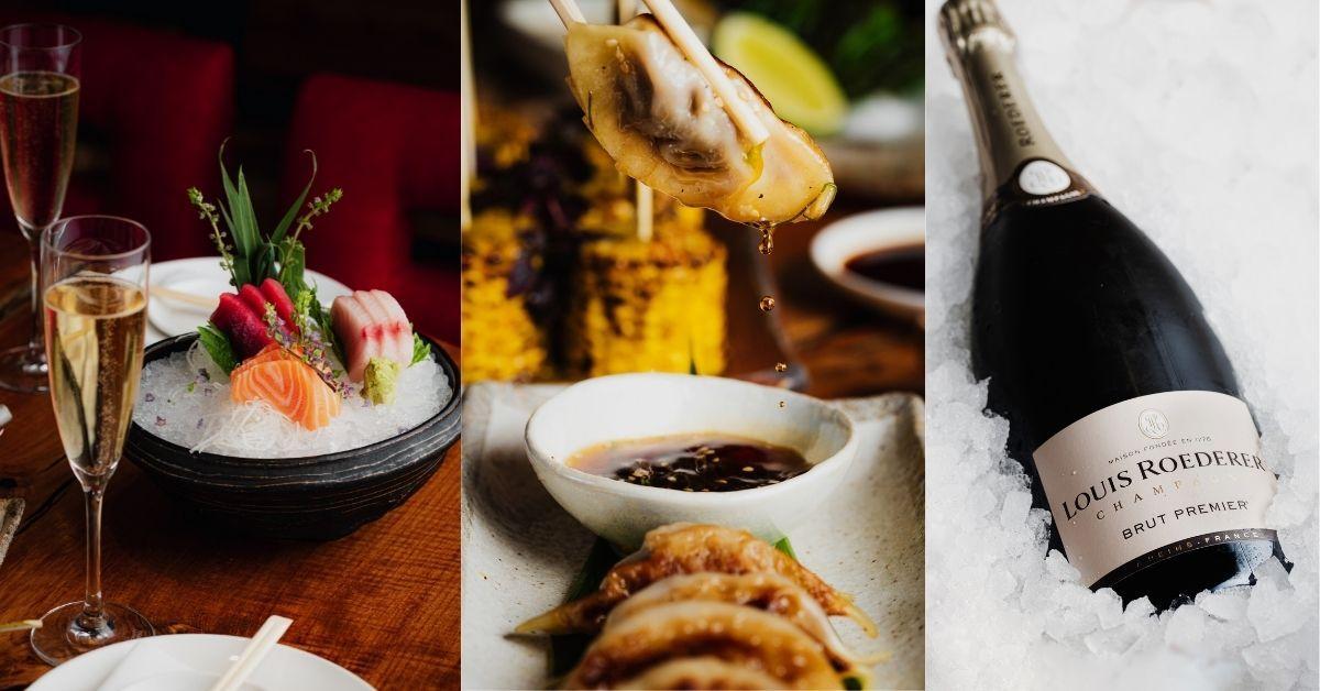 Snack it Up at Wynn Field Club, Zuma Unveils Brunch and Al Solito Celebrates Dessert, Off The Strip