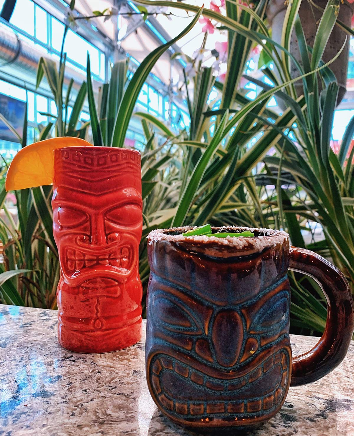 Step into an Oasis at the Tiki Bar Pop-Up Coming this June, Off The Strip
