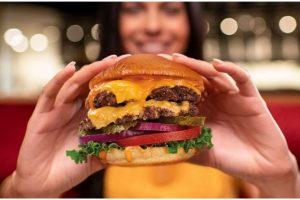 Hard Rock Anniversary Burger, Las Vegas, Off The Strip