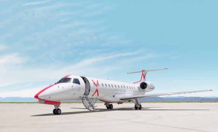 JSX Jet Service, Off The Strip