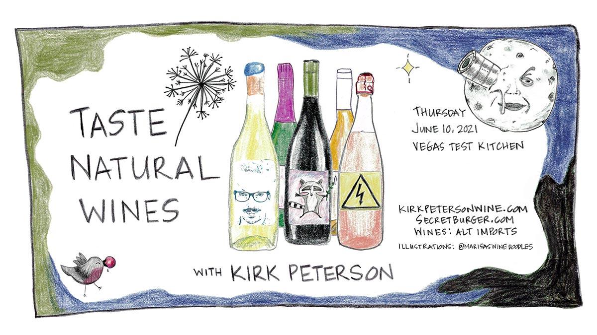 Natural Wine Tasting, Tasty Tuesday Las Vegas, Off The Strip