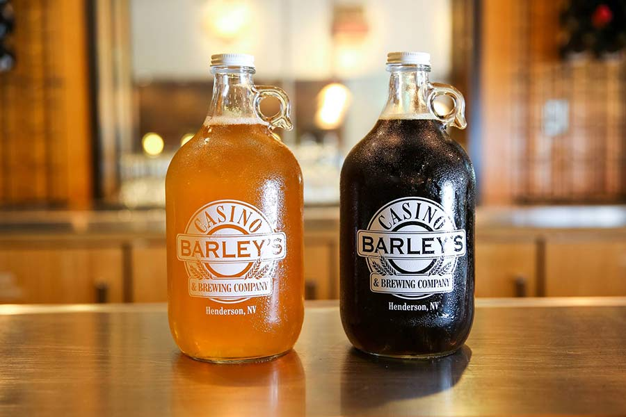 Barley's Brewery inside Henderson's Wildfire Gaming