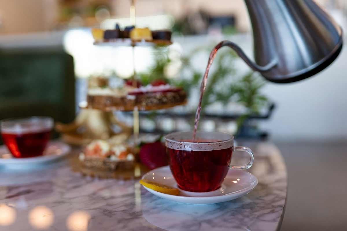 Founders Coffee High Tea, Off The Strip