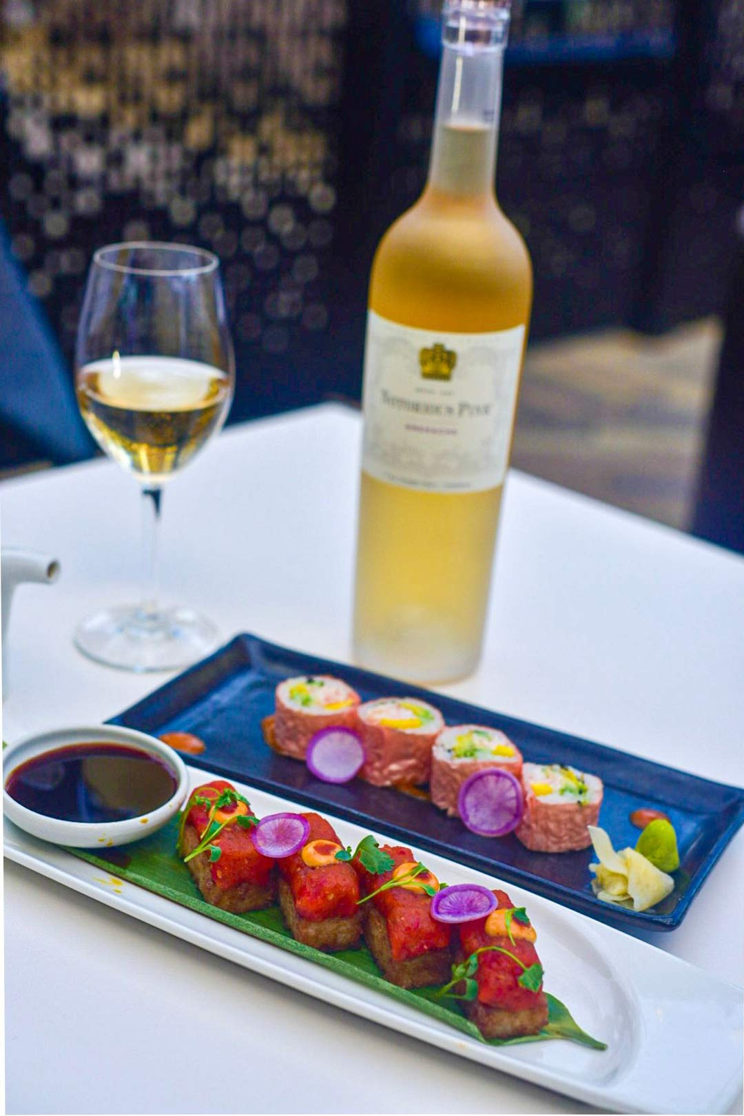 Tuesday's Wine Night at JING