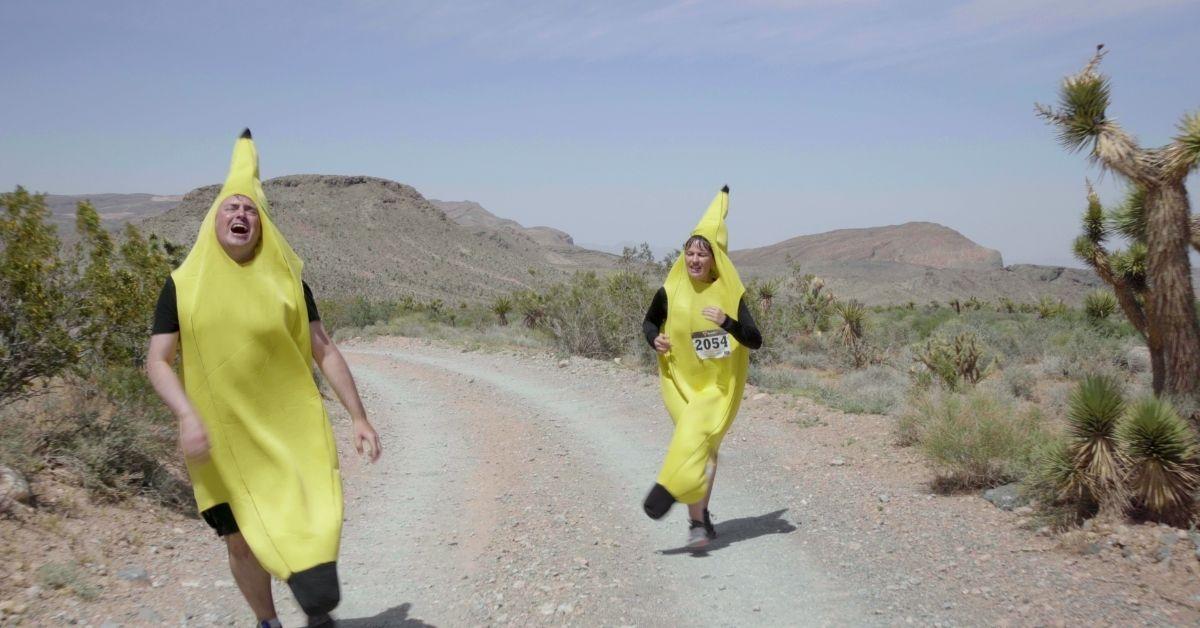 'Marathon' Mockumentary, Off The Strip
