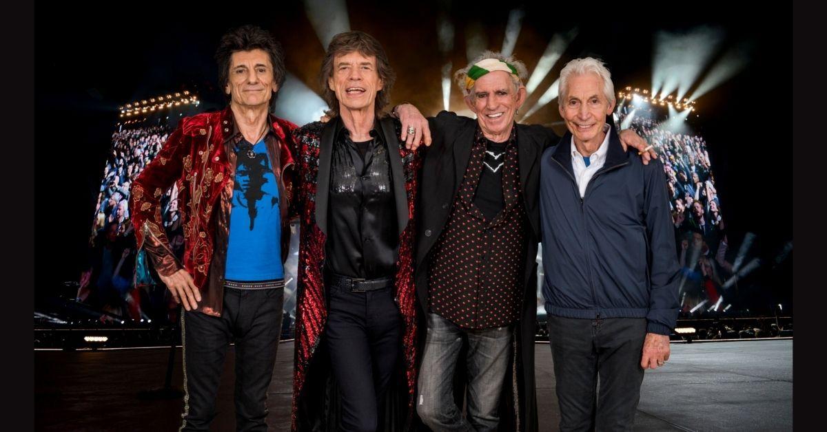 The Rolling Stones at Allegiant Stadium