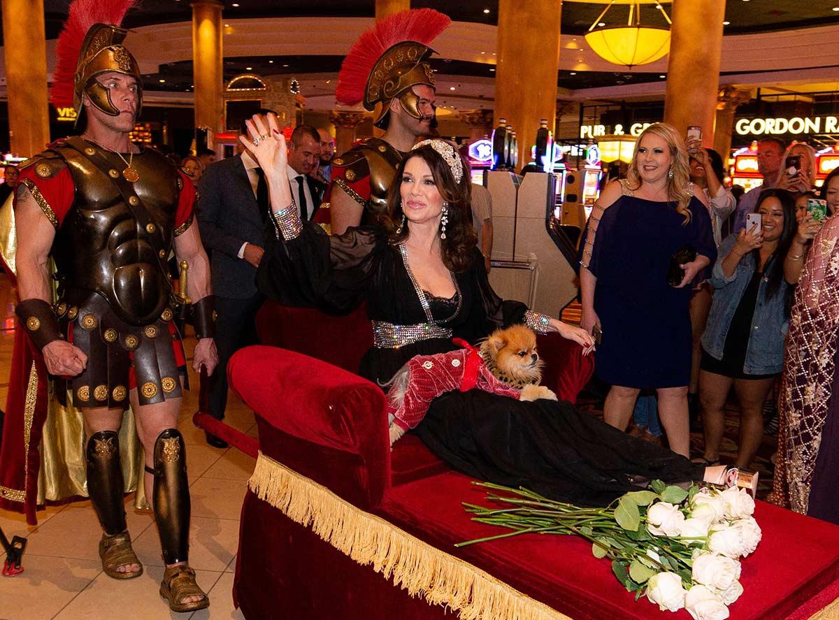 Vanderpump à Paris inside Paris Las Vegas
