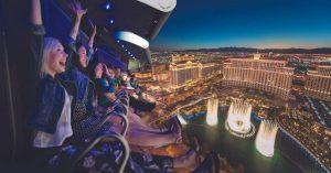 FlyOver Las Vegas Attraction