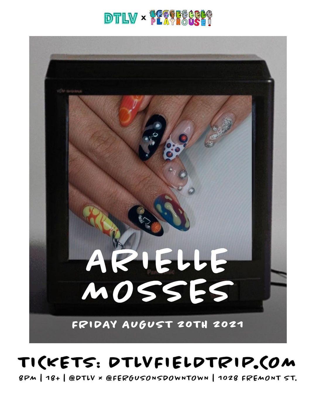 Arielle Mosses dtlv