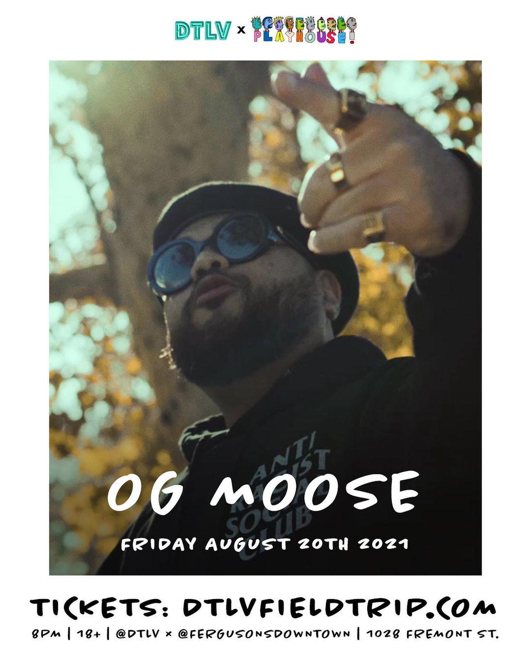 OG Moose DTLV