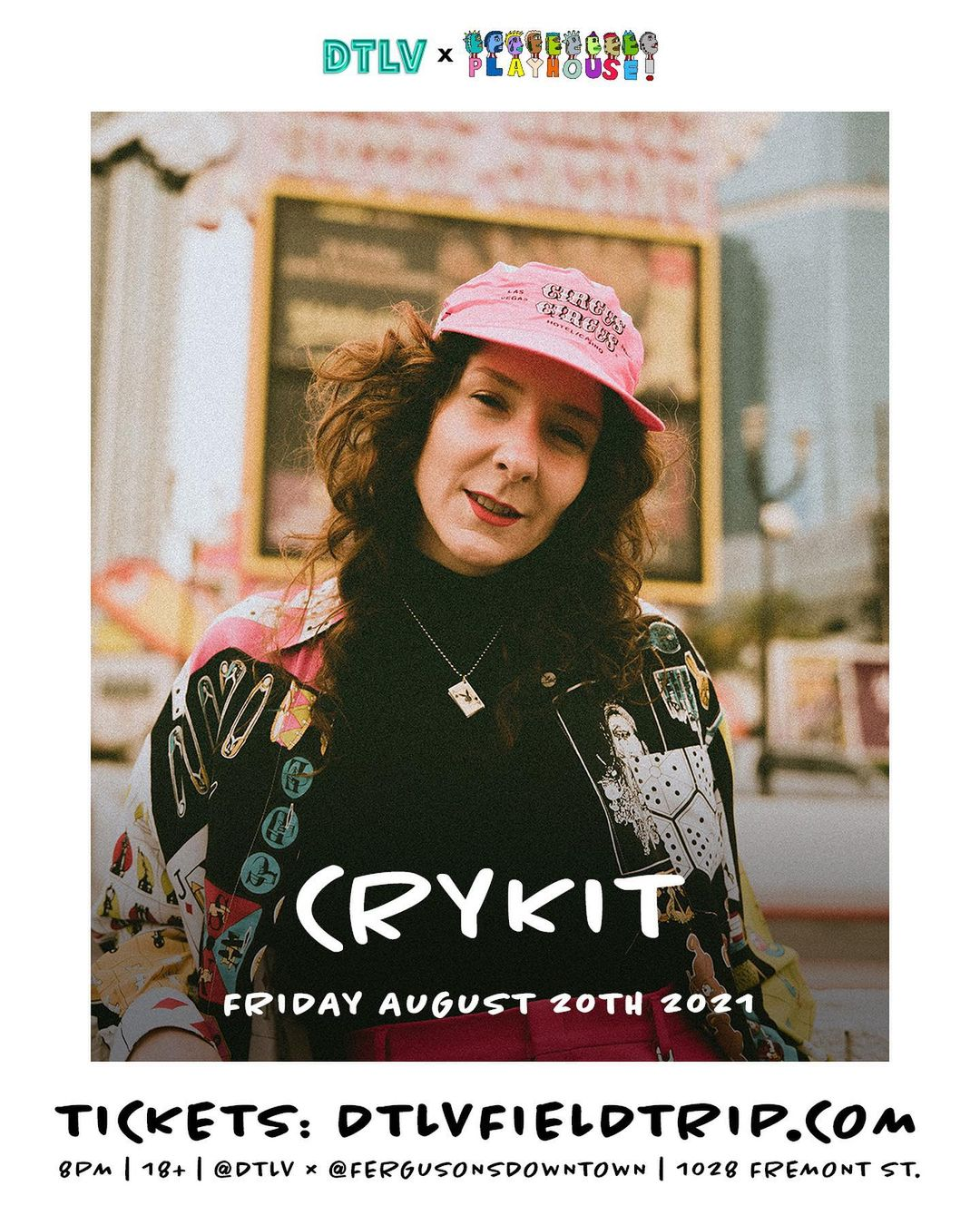 CRYKIT DTLV