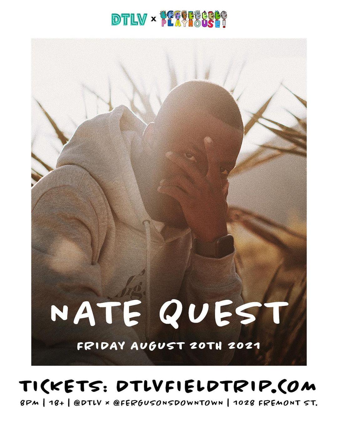 Nate Quest DTLV