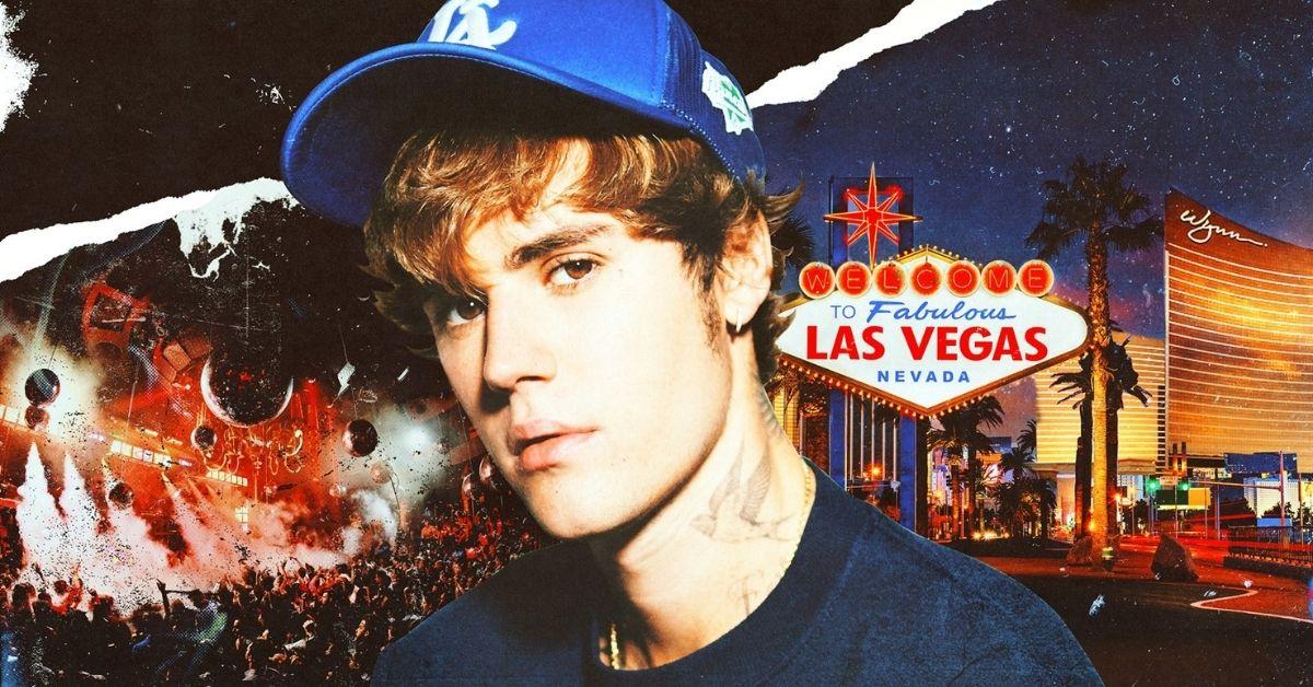 Justin Bieber Las Vegas