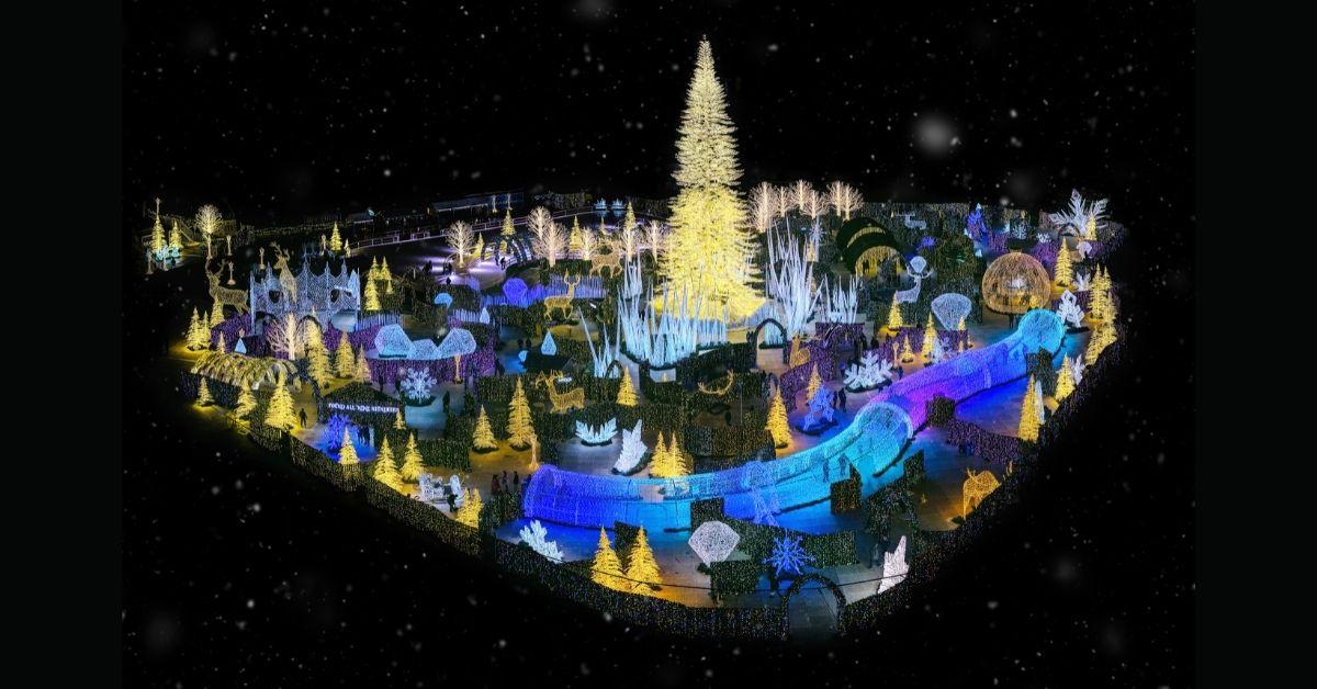 Enchant Christmas Las Vegas