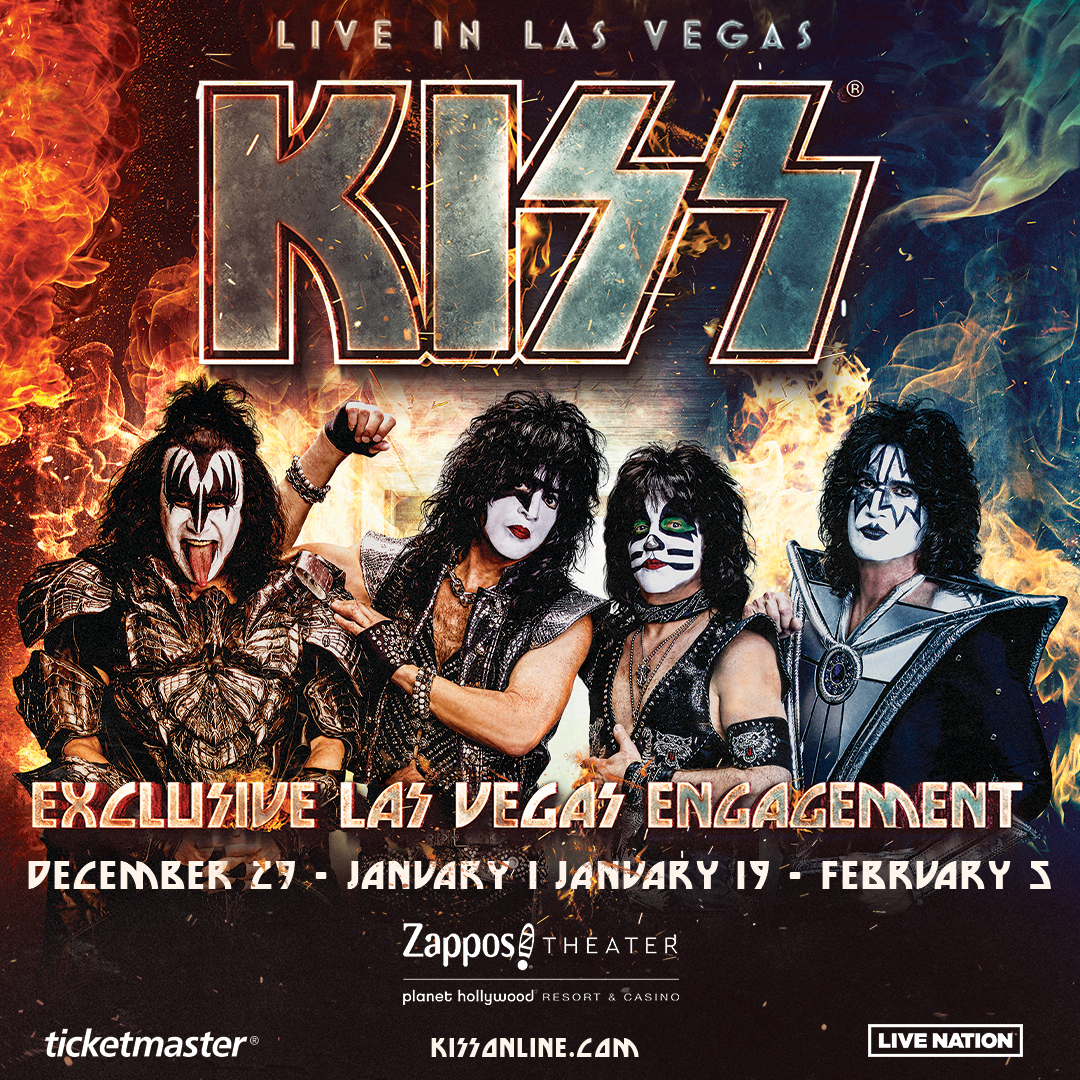 Kiss concert dates