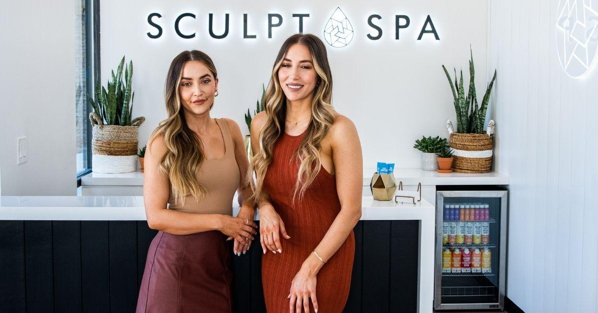 Sculpt spa sisters