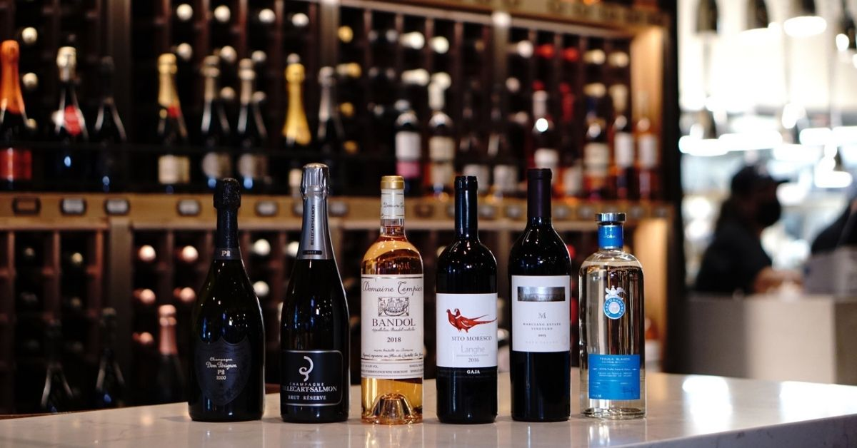 Wally's wine & spirits