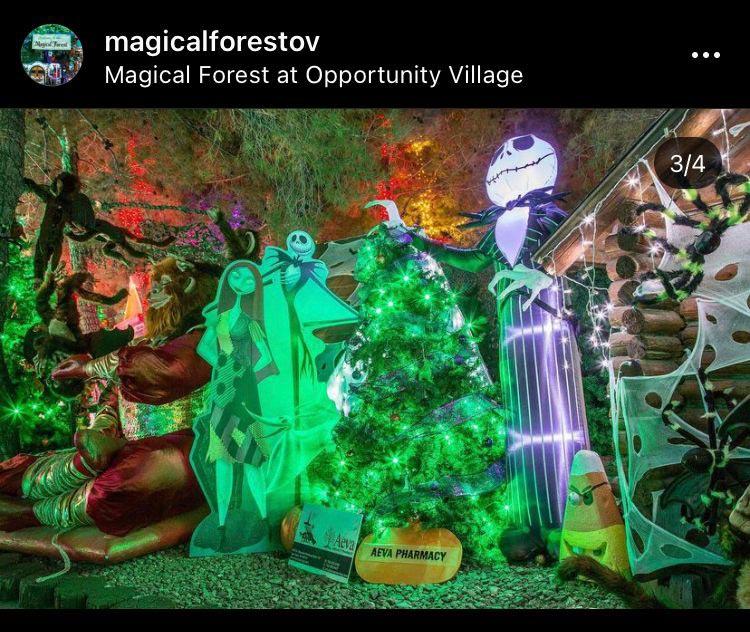HallOVeen Magical Forest