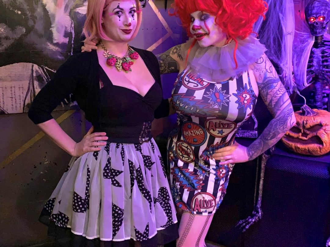 Nightmare on Spring Mountain evil clown night