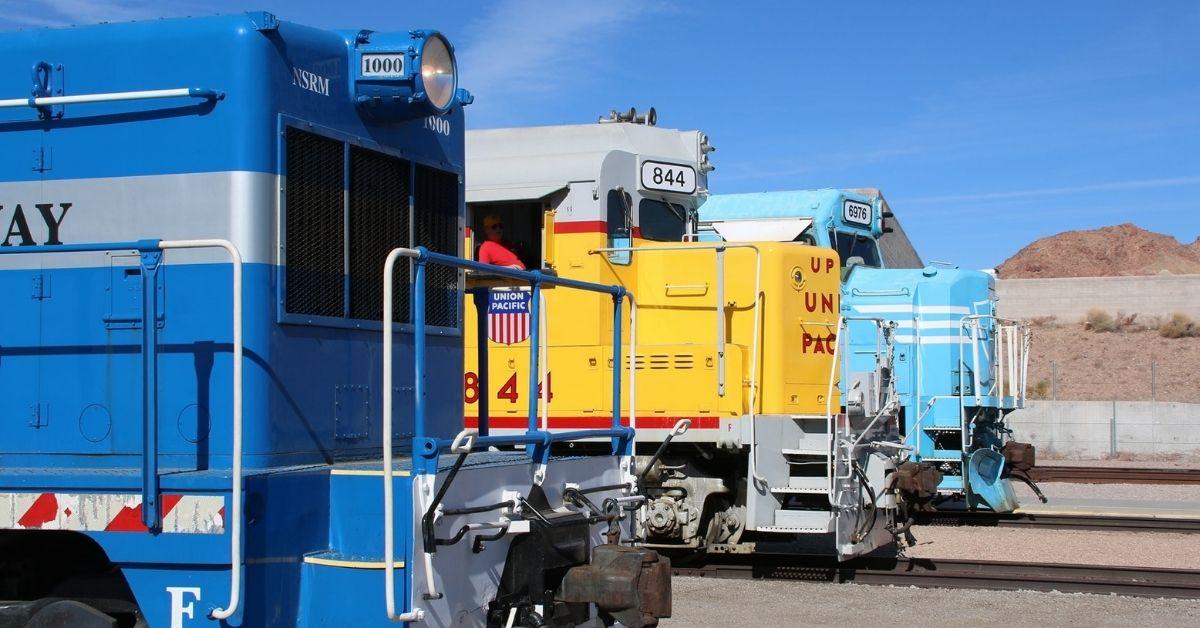 Nevada-Southern-Railway-museum