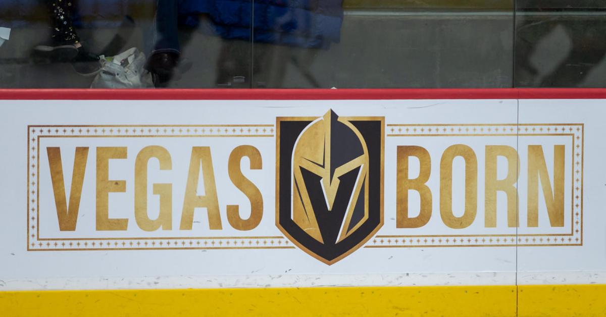 Vegas Golden Knights - Vegas Born Logo