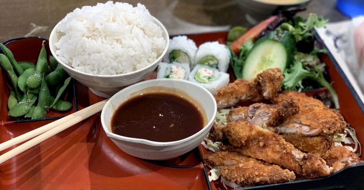 Chicken Katsu - Island Sushi and Grill Las Vegas