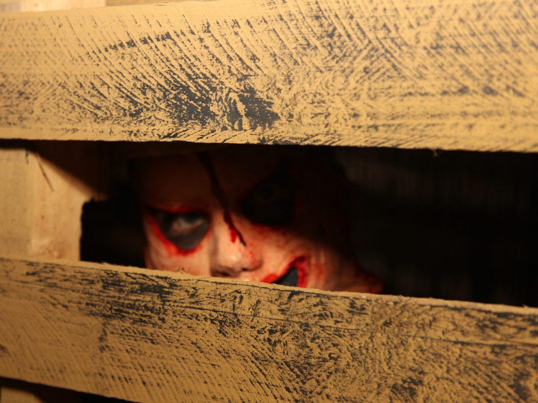 Blood Barn Fright Nights